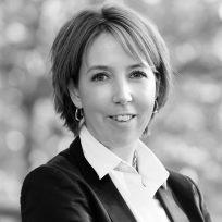 """Bild von Katja Janssen, PHC Strategy Lead Pharma Liaison Managerin, """"Roche Pharma AG"""", Speaker auf der Krebs-Convention YES!CON von yeswecan!cer"""