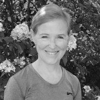 """Bild von Stefanie Ebenfeld,Yoga- u. Meditationstrainer, Patientenvertreter """"steffis-ketokitchen4health"""", Frankfurt am Main, Speaker auf der Krebs-Convention YES!CON von yeswecan!cer"""
