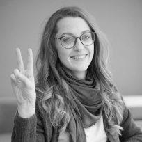"""Bild von Susanna Zsoter, Bloggerin """"Krebskriegerin"""", Krebsmanagement-App,Speaker auf der Krebs-Convention YES!CON von yeswecan!cer"""