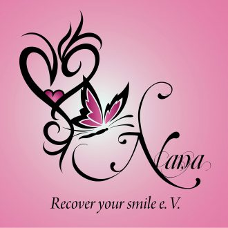 Recover your smile Logo