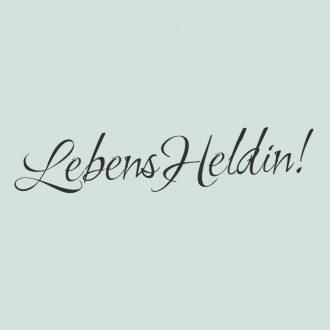 Logo LebensHeldin!