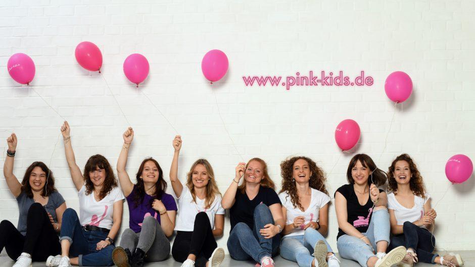 Pink Kids Titelbild